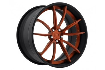 Niche Wheels 3-Piece Series A440 Monza 24 Inch Wheel