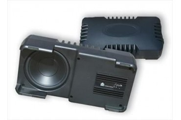 Vertically Driven Products High Powered 150 Watt Amplified Subwoofer 9793010 Speaker Sound Box