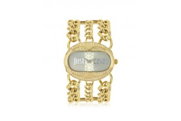 Trinity Collection Chain Bracelet Watch