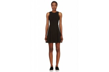 Rag And Bone Black Geneva Dress