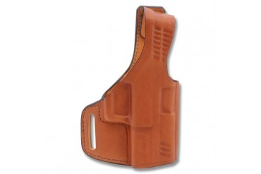 Bianchi Model 75 Venom Belt Slide Holster - Springfield XD-9/XD40 - Tan - Right Hand