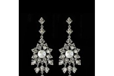 Jim Ball Earrings - Style CE543-CS