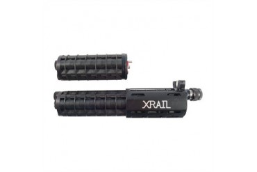 Shotgun Xrail Systems - Benelli Combo Xrail System Black