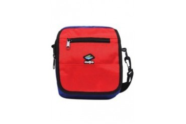 Royal Blue & Red Safety Sac Bag