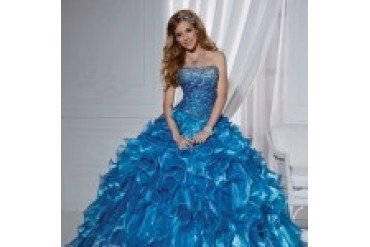 Quinceanera Collection Quinceanera Dresses - Style 26745