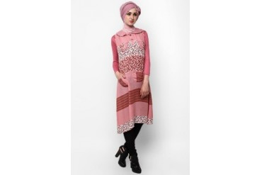 Wulan Moslem Boutique Habrah Dress