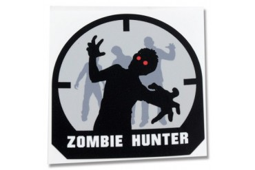Mil-Spec Monkey Zombie Hunter Decal