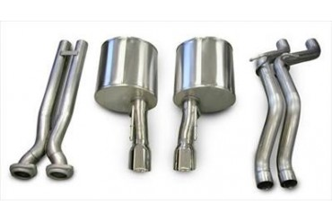 Corsa Performance Exhaust Sport Cat-Back Exhaust System 14451 Exhaust System Kits
