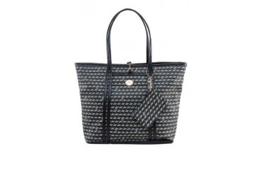 Paris Hilton Traveler Tote Monogram Bag