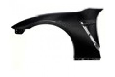 Password JDM Dry Carbon Fiber Wide Front Fenders Nissan GT-R R35 09-12
