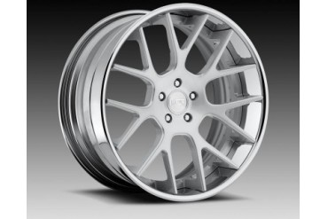 Niche Wheels 3-Piece Series A250 Pulse 24 Inch Wheel