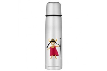 Hildegarde.png Large Thermos Bottle Musical Large Thermosreg; Bottle by CafePress