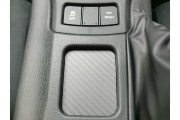 Arrows Carbon Center Tray Panel Toyota GT86 Scion FR-S 13