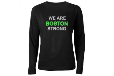 WE ARE BOSTON STRONG Long Sleeve T-Shirt