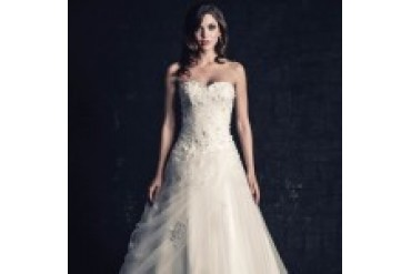 Ella Rosa Wedding Dresses - Style BE198