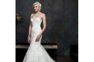 Kenneth Winston Wedding Dresses - Style 1545