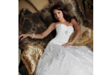Davinci Quick Delivery Wedding Dresses - Style 50184