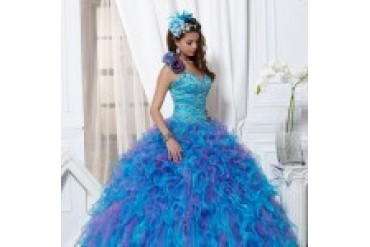 Quinceanera Collection Quinceanera Dresses - Style 26701