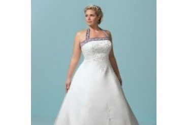 Alfred Angelo Plus Size Wedding Dresses - Style 1612W - Price Comparison