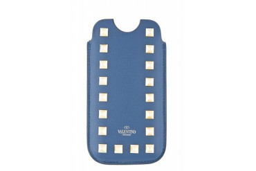 Valentino Indigo Studded Iphone 5 Case
