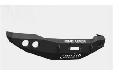 Road Armor Front Stealth Winch Bumper in Satin Black 99030B Front Bumpers
