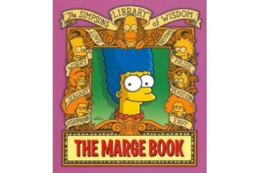 The Marge Book (The Simpsons Library of Wisdom) Book