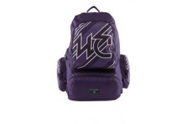 Wild Channel @ Tropicana Life Embroidered Logo Backpack