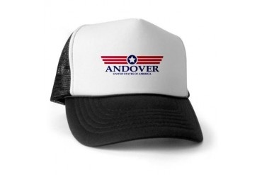Andover Pride Minnesota Trucker Hat by CafePress