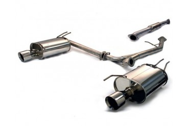 Tanabe Medalion Touring Cat-Back Exhaust Acura TSX 03-06