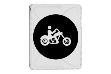 Chopper Rider Humor iPad 2 Cover by CafePress