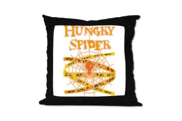 HungrySpider Anime Suede Pillow by CafePress