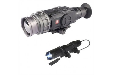Thor Thermal Weapon Sights With Free Javelin Flashlight - Thor320-3x 320x240 60hz W/ Flashlight