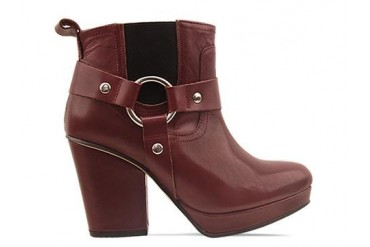 To Be Announced Punch in Burgundy Leather size 6.0