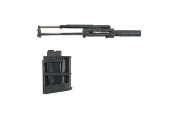 Ar-15 .22 Lr Conversion Kits - Alpha Black Phosphate W/ 10 Round Evo Mag