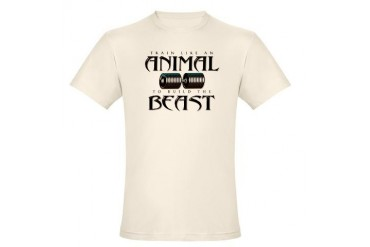 ANIMAL BEAST Organic Cotton Tee