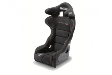Sparco Black Pro-ADV Competition Racing Seat wCarbon Fiber Shell