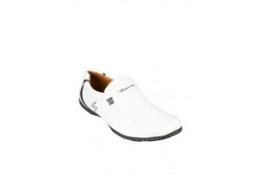 SCORPION Contrast Loafers