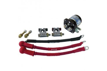 Wrangler NW Power Isolation Relay and Cable Kit  34-963R Dual Battery Isolator