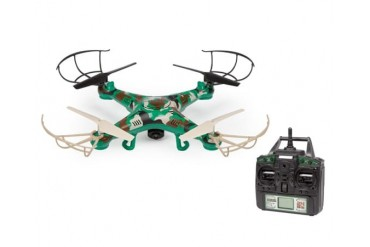 Striker Camo 2.4GHz 4.5CH RC Spy Drone