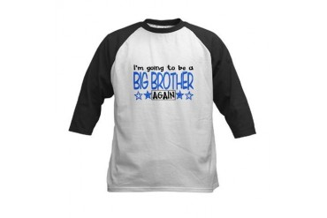 Big Brother Again! Kids Baseball Jersey