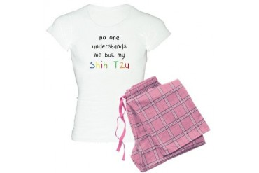 No One Understands Dog Women's Light Pajamas by CafePress