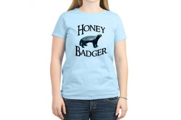 Honey Badger Women's Light T-Shirt