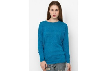 Heath Flatknit Pointell Tee