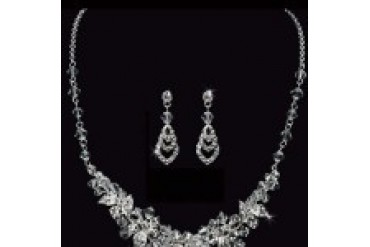 En Vogue Necklace and Earrings Sets - Style NL1402