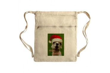 Cuddle Me Christmas Sack Pack Cute Cinch Sack by CafePress