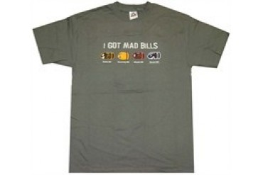 I Got Mad Bills Nintendo T-Shirt