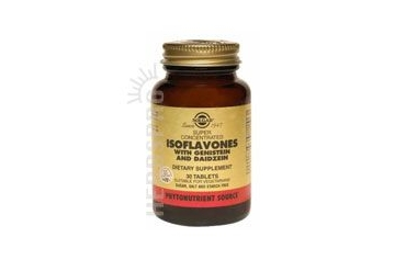 Non-GMO Super Concentrated Isoflavones Tablets 30 Tabs