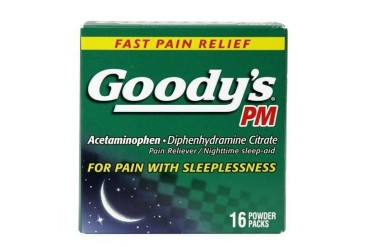 Goody s PM Pain Relief Powder Packs