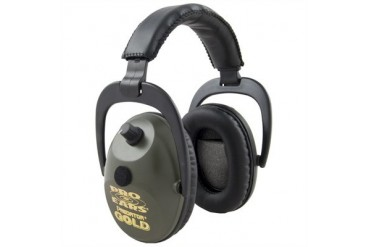 Predator Gold Headsets - Predator Gold Nrr 26 Green