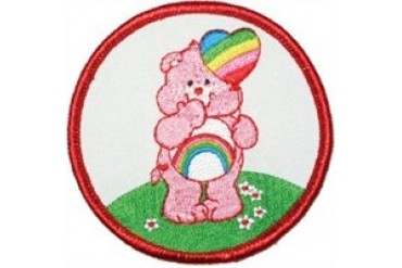 Care Bears Cheer Bear Balloon Patch